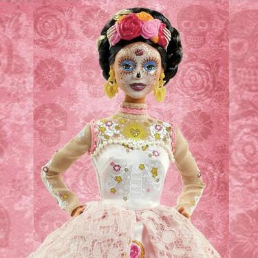 Barbie Día de Muertos 2020: la nueva muñeca coleccionable de Mattel inspirada en La Catrina