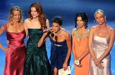 Nominadas a los Emmy 2008 ¿con qué vestido te gustaría verlas en la gala?