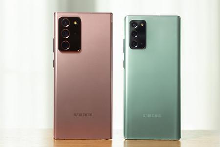 Samsung Galaxy Note 20 y Note 20 Ultra: así se paran en el mundo de la fotografía móvil los nuevos buques de la surcoreana