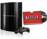 Netflix también se sube al carro de la PS3