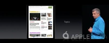 Nuevo Apple News