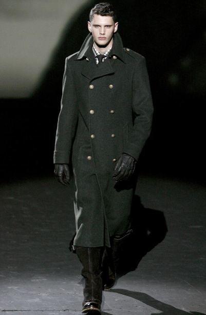 abrigos hombre tendencia 2012