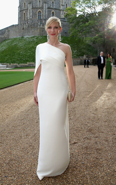 Cate Blanchett Ralph Lauren castillo de Windsor