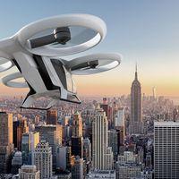 Los taxis voladores están más cerca que nunca
