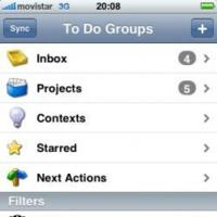Pocket Informant, calendario y tareas en el iPhone
