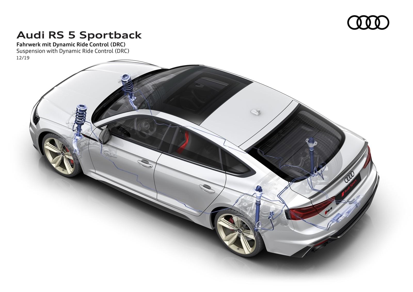 Foto de Audi RS 5 2020 (27/54)