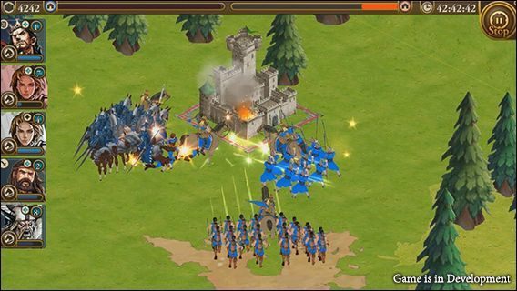Foto de 110414 - Age of Empires World Domination (1/3)