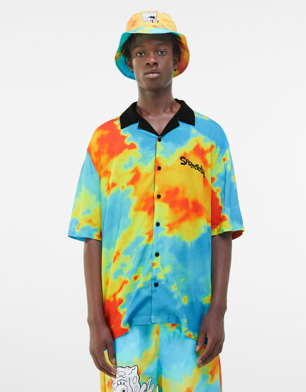 Camisa Bob Esponja