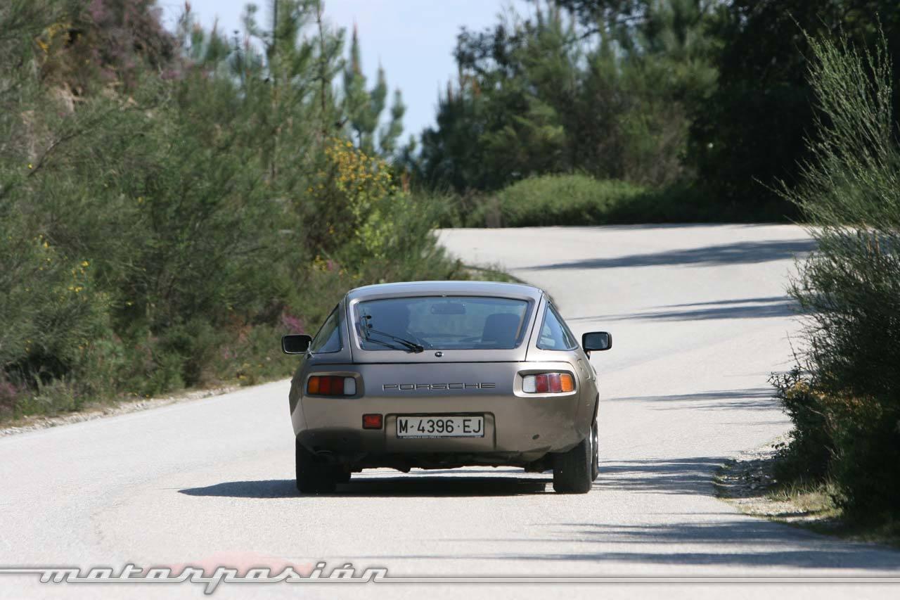 Porsche 928 (retroprueba)
