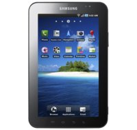Samsung Galaxy Tab y su pantalla Super TFT LCD