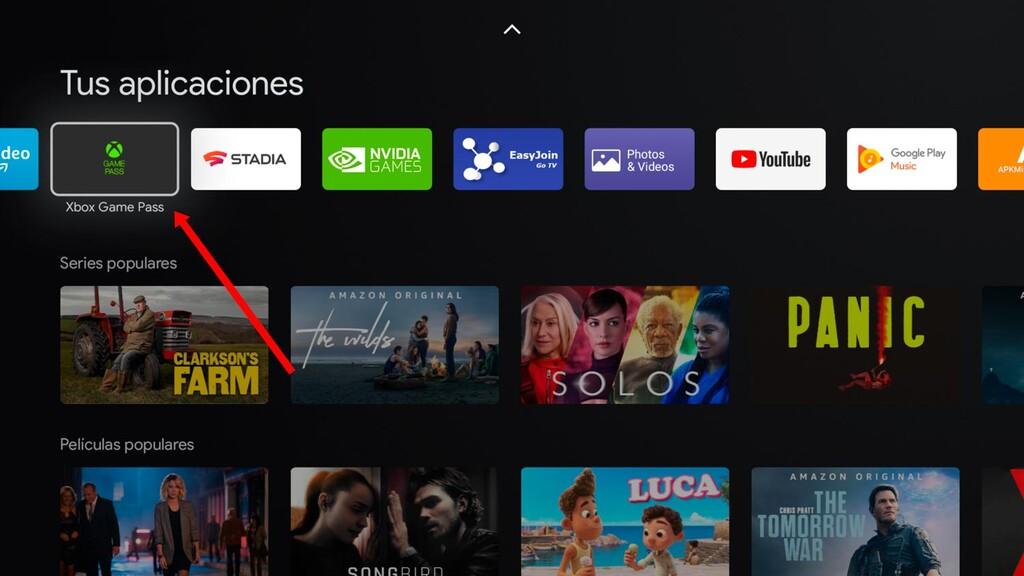 Xbox Game Pass para Android TV mejora su compatibilidad con la última actualización