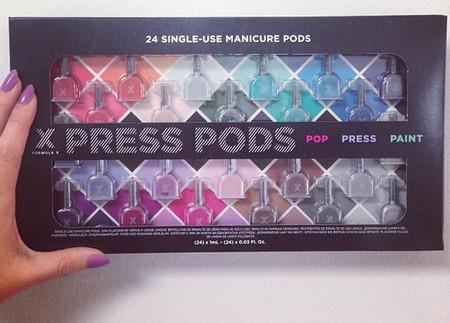 """Sephora presenta sus esmaltes de uñas """"One-Time-Use"""", de usar y tirar"""