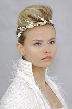 El peinado y los complementos del día de tu boda