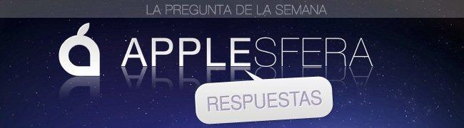 Applesfera respuestas