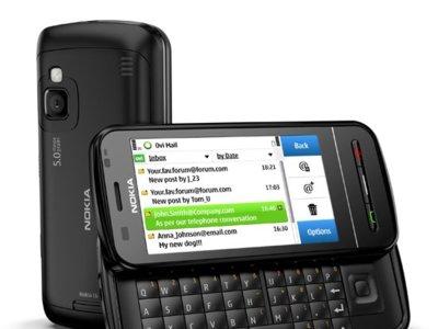 Nokia C6, teclado QWERTY y pantalla táctil para una versión asequible del Nokia N97
