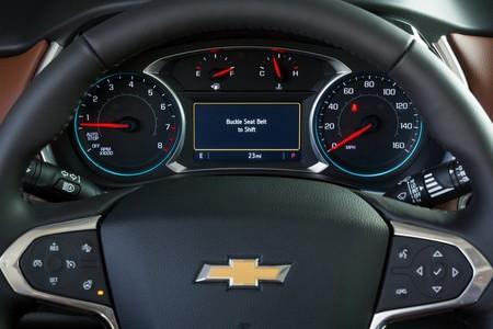 Si le prestas tu Chevrolet a tu hijo, el coche no lo dejará manejar hasta que se ponga el cinturón