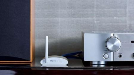 Auris bluMe añade conectividad Bluetooth a tu viejo equipo de sonido