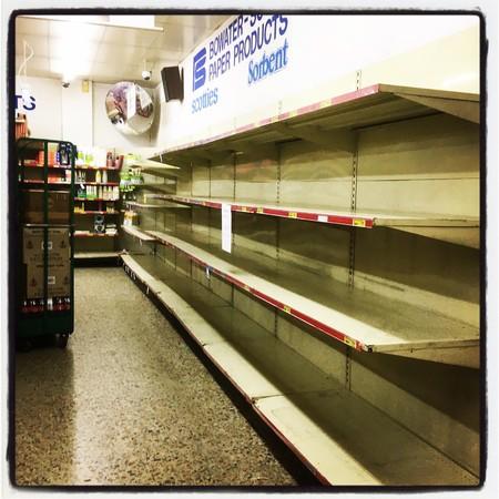 El coronavirus afecta a las exportaciones, ¿los supermercados se van a vaciar?