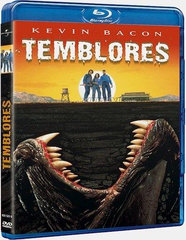 temblores dvd