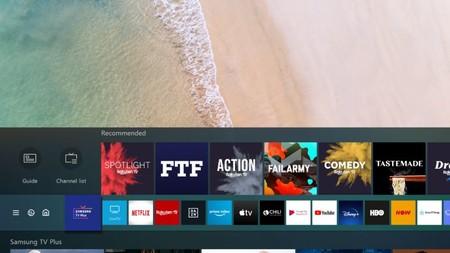 Samsung mejora TV Plus y ya ofrece más de 100 canales gratis en sus Smart TV