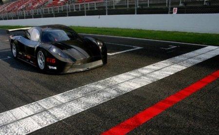 Quimera AEGT, el eléctrico más rápido del mundo y con aire español