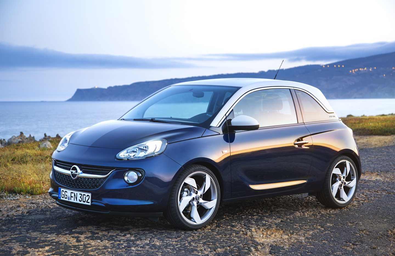 Foto de Opel Adam (11/50)