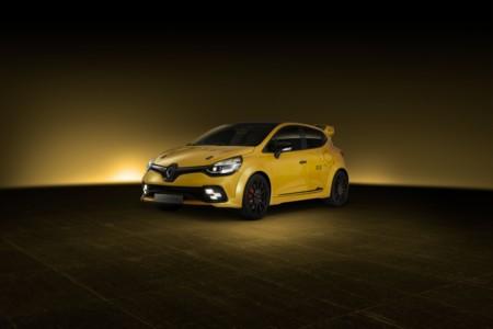 Se llama Renault Clio R.S. 16, saluda a sus 275 caballos