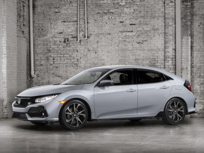Honda Civic Hatchback, la carrocería de 5 puertas está de vuelta en Norteamérica