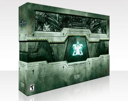 StarCraft II Collector Edition