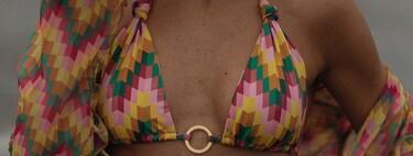 Siete bikinis estampados que son tendencia en Instagram para recibir al verano como se merece