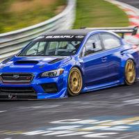 El nuevo sedán más rápido de Nürburgring es un Subaru, el WRX STi Type RA NBR Special