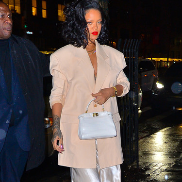 Esta primavera más de una se inspirará en el último estilismo de Rihanna