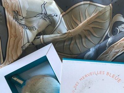"""Eau des Merveilles Bleue: Christine Nagel interpreta bajo su percepción de la línea más """"soñadora"""" de Hermès"""