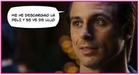 Boquitas de piñón: Hugo Silva