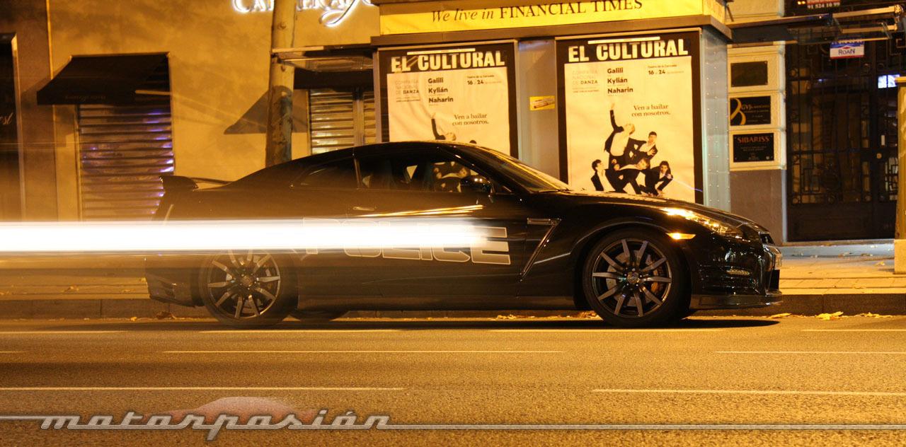 Foto de Nissan GT-R Police Edition (11/12)