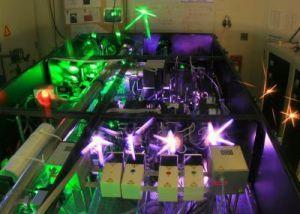 Construyen en Michigan el láser más potente del mundo