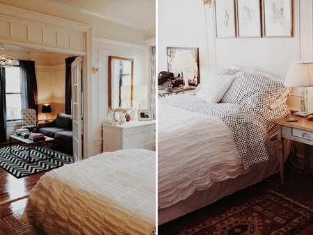 Puertas abiertas: un acogedor apartamento en Brooklyn
