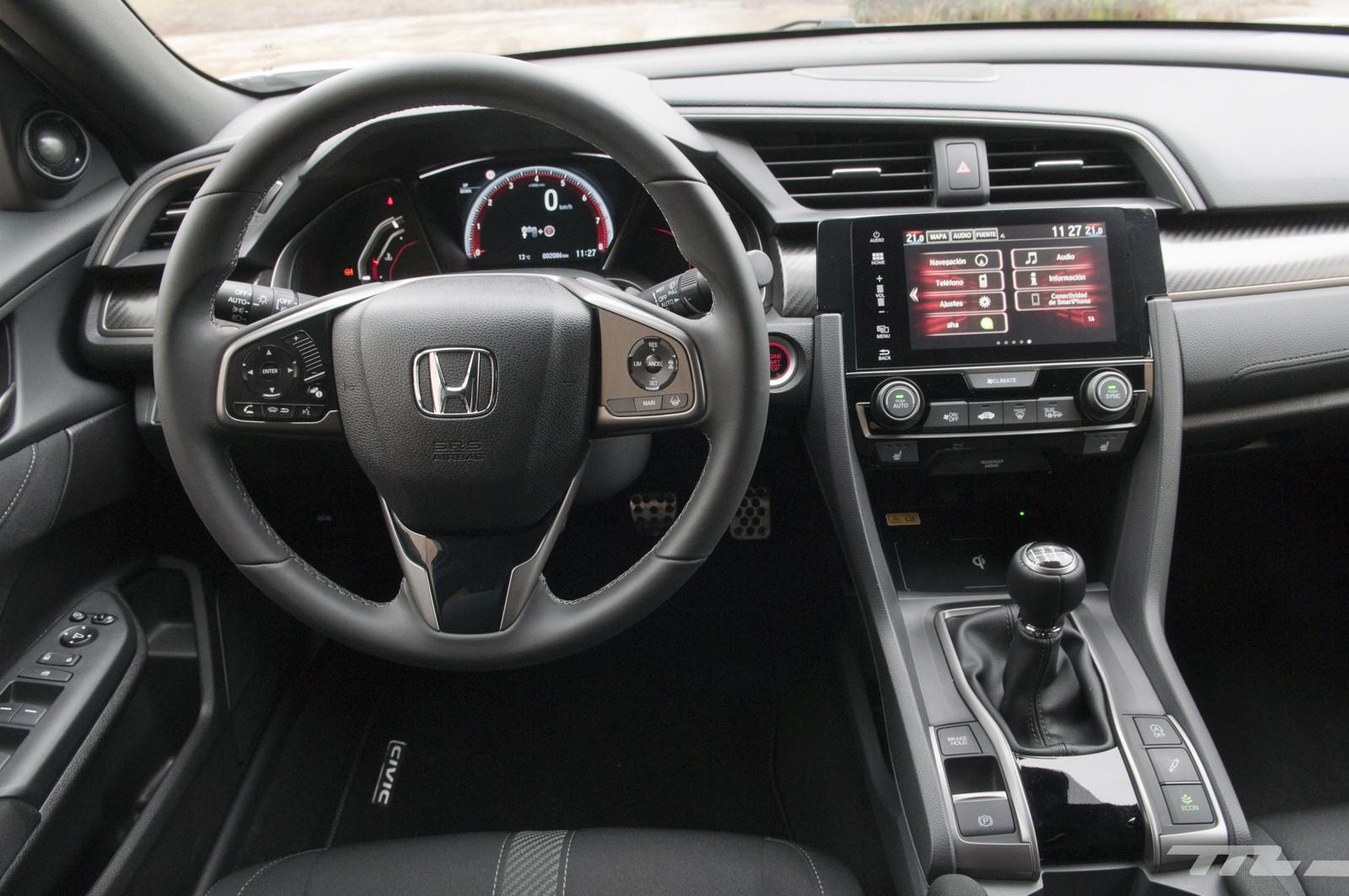 Foto de Honda Civic 2017, toma de contacto (10/71)