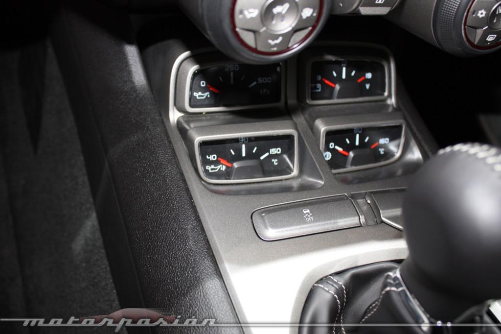 Foto de Chevrolet Camaro en el Salón de Ginebra 2010 (6/12)