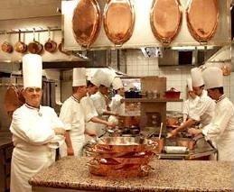 Los cocineros franceses escogen España