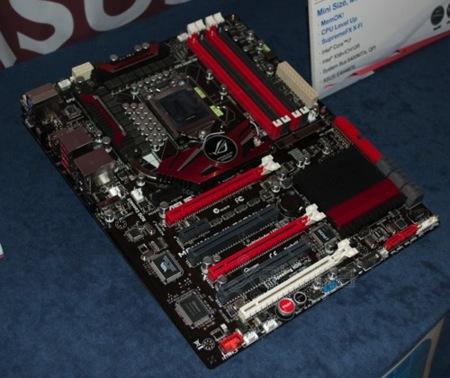 Asus Maximus III Formula, máxima potencia para los nuevos Core i5 e i7