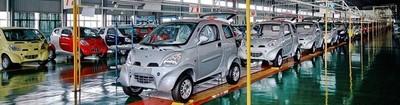 Kandi, un prometedor servicio de coche compartido en China