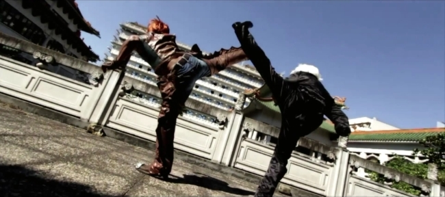 Tekken Tag Tournament 2 - Live Action Short Film