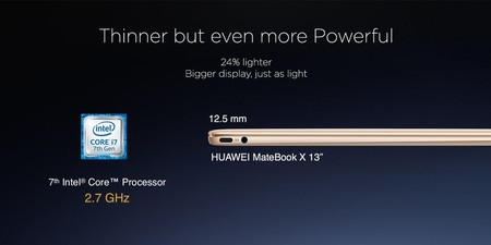 Huawei Matebook X Oficial 3