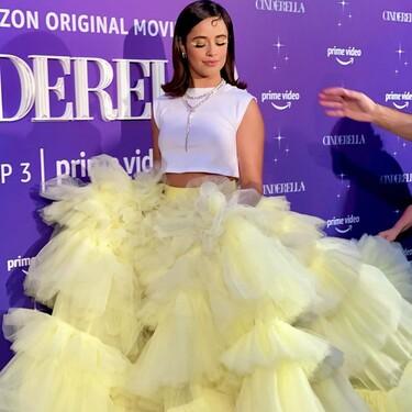 Camila Cabello o cómo ser una Cenicienta real y moderna: su look de alfombra roja podría inspirar a más de una invitada