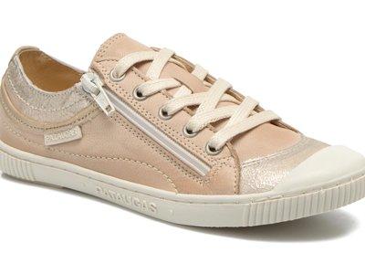 ¡Se acaban las tallas! zapatillas para niña Bisk J de Pataugas con un 50% de descuento en Sarenza: ahora sólo 52,50 euros