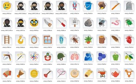 Android 11 Emojis Diseno Final