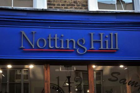Nos perdemos por Notting Hill, así es la capital mundial del Boho-chic