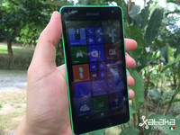 Microsoft Lumia 535, primeras impresiones