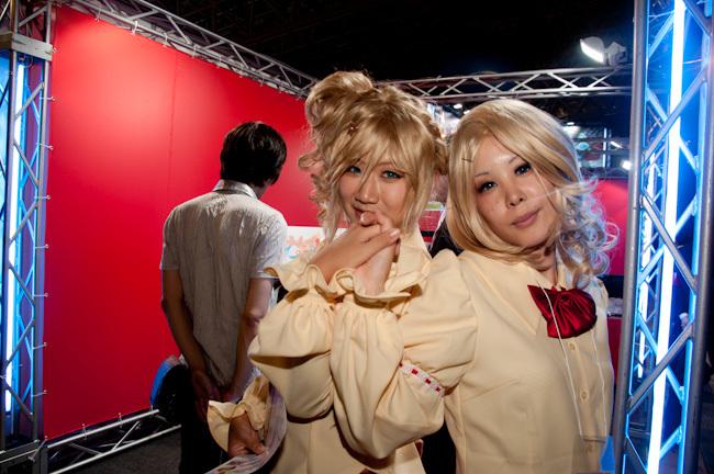 Foto de Las chicas de la TGS 2011 (57/71)